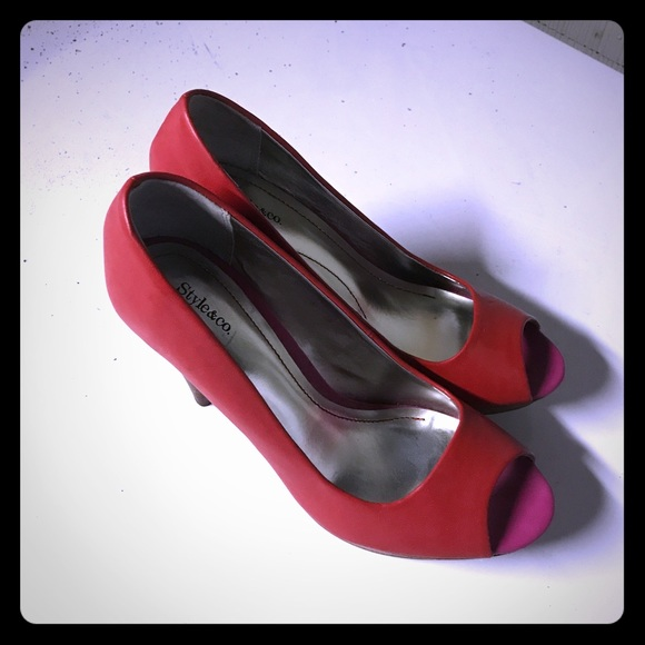 Style & Co Shoes - High heeled shoes